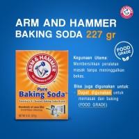 Arm and Hammer - Pure Baking Soda 227gram