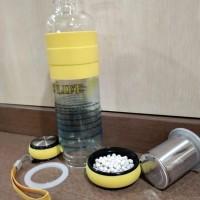 promo botol terapi air hydrogen ori. botol air alkaline ori