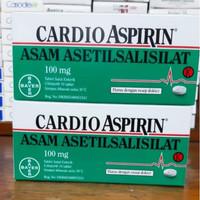 Cardio aspirin 100mg Bayer isi 30 tablet