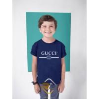 TSHIRT BAJU KAOS ANAK LOGO GUCCI 03 - ROFFICO CLOTH