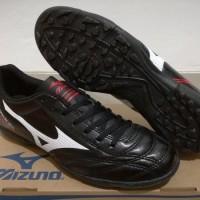 Unik Sepatu Futsal Mizuno Monarcida Black - TURF Diskon