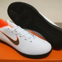 Jual Sepatu Futsal Nike Mercurial Vapor XII Academy White Cool Diskon