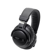 AudioTechnica ATH-PRO5X BK Professional Over-Ear DJ Headphones