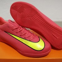 Sepatu Futsal Nike Mercurial Vapor XII Elite HERITAGE Hyperpunch Murah