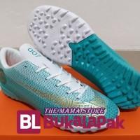 Sepatu Futsal - Nike Mercurial Vapor XII Academy CR7 Light Green -