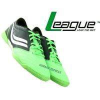 League Original Legas Encanto LA M Sepatu Futsal - Gren Light White