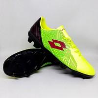 Promo Sepatu Bola Lotto Blade FG - Safety Yellow Diskon