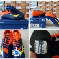 Promo Mizuno Basara 103 MD Original Indonesia Sepatu Bola Murah