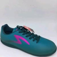 Sepatu futsal specs Eclipse in dark emerald mineral blue Berkualitas