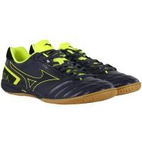 sepatu futsal MIZUNO MONARCIDA SALA PRO IN graphite safety yellow