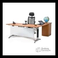 Meja Kantor Direktur / Meja Kantor Manager Aditech NFD09i TERBATAS
