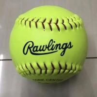 BEST SELLER Bola Softball Baseball rawlings 12 inch
