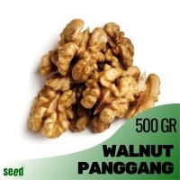 Walnut 500gr Kacang Otak Kenari Panggang