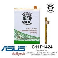 Baterai Asus Zenfone 2 ZE550ML C11P1424 Z00AD Double IC Protection