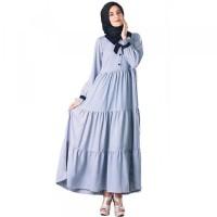 Baju Muslin Wanita/Gamis Inficlo SLH 114