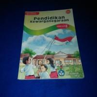 Buku Pendidikan Kewarganegaraan SD Kelas 1 BSE