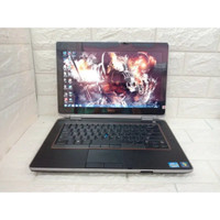Laptop dell 6420 i5 Gen2 murah bergaransi siap pakai full aplikasi