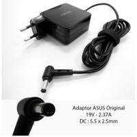 Adaptor Charger Original Asus X505 X505Z X505ZA 19v 2.37A (5.5 x 2.5)