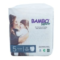 Bambo Nature Popok Celana Bayi Ukuran 5 1 packet
