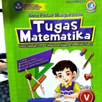buku kelas 5 sd Tugas Matematika Semester 1 & 2 K2013 terbaru