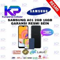 SAMSUNG GALAXY A01 2GB 16GB GARANSI RESMI