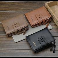 dompet lipat / dompet kulit pria / ballery