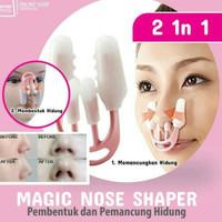 Penjepit Idung Magic Nose Up Clipper Alat Pemancung Hidung Permanen