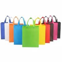 tas spunbond 38x45 goodie bag,tas promosi,ultah,lebaran besar murah