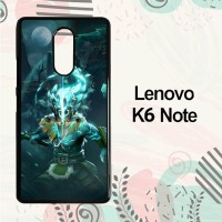 Casing Lenovo K6 Note Dota 2 Juggernaut Arcana L2853