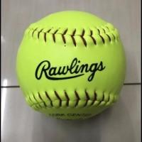 HEMAT (Diskon) Bola Softball Baseball rawlings 12 inch BOOM SALE