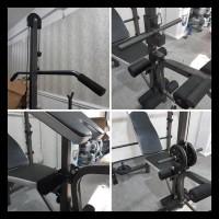 Bench Press SR-501 Bangku Fitness Gym CUCI GUDANG