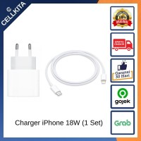 Charger iPhone Fast Charging PD 18W Original Apple X XR XS 11 Pro Max