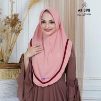 Jilbab Instan Bergo Arrafi AR 398 Hijab Terbaru