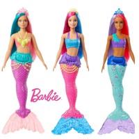 Boneka Barbie Mattel Dreamtopia Mermaid Doll - Rainbow Putri Duyung