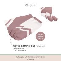 Aurora Baby Classic Pillow Cover (Sarung Bantal Bayi Set) Katun Jepang