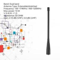 Antena HT Baofeng UV5 UV82 Pofung UV-5R Dual Band 16cm