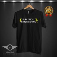 TSHIRT KAOS BAJU LENGAN PENDEK ELECTRICAL ENGINEERING 1 MURAH BEST OKE