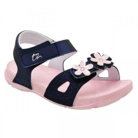 Toezone - Maui Ch Navy / Pink