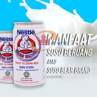 susu bear brand nestle kaleng