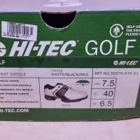 Sepatu Golf Hi-Tec