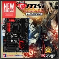 MSI B85-G43 GAMING socket 1150