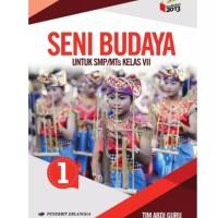 buku teks seni budaya k13 erlangga kelas 7 edisi terbaru