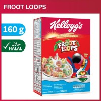 Kelloggs Froot Loops 160 gr / Kelloggs Cereal