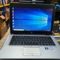Laptop Hp elitebook 820 G3 intel core i5 Gen 6 SSD 128 8GB