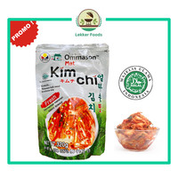 Kimchi Sawi Putih khas Korea OMMASON 320g Dijamin 100% HalaL TERMURAH
