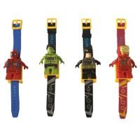 Top Selling !! Jam Tangan Anak Karakter LEGO