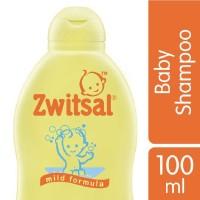 Zwitsal Classic Baby Shampoo 100ml Tub