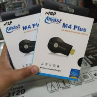 HDMI anycast M4plus dongle wifi any cast M4 plus