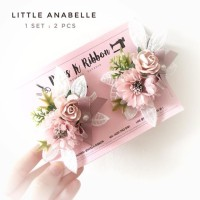 Little Annabelle - Headband Bandana Bando Jepit Karet Rambut Anak Bayi