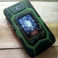 LANDROVER X9 FLIP body rubber tahan benturan hp outdoor terbaru casio